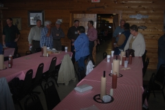 Fellowship Lunch 2012